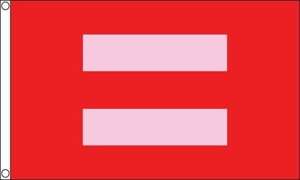 Equality Red/Pink Flag